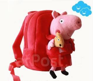 """Детский рюкзак """"Свинка Пеппа"""". Под заказ"""