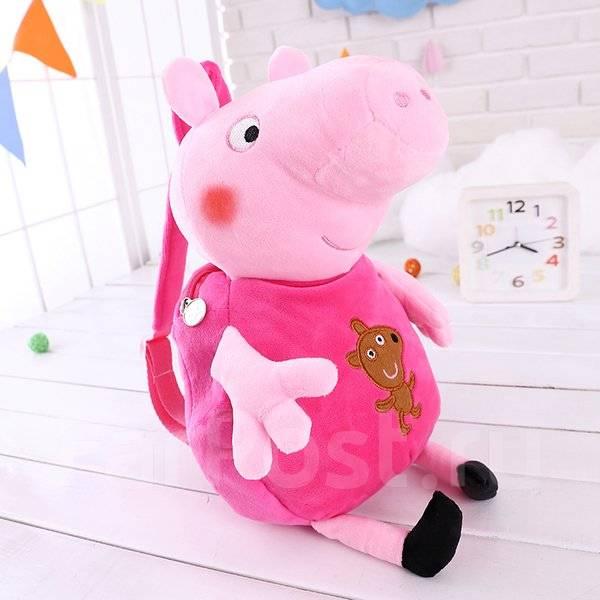 Детский рюкзак Свинка Пеппа. Под заказ