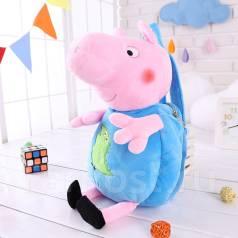 "Детский рюкзак ""Джордж"" Свинка Пеппа. Под заказ"