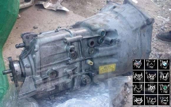 Механическая коробка переключения передач. BMW 5-Series Двигатель M52B28