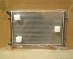 Радиатор пластинчатый GOLF V/JETTA 1.4/1.6/2.0/2.5 05-/PASSAT B6 1.6/2.0 /OCTAVIA 1.4/1.6/2.0 04- / YETI 1.2T 09- (VW0004 / SAT)