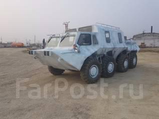 Дизель-ТС. БТР-80 (дизель)