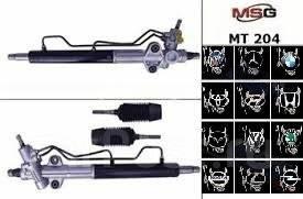 Рулевая рейка. Mitsubishi Pajero Mitsubishi Montero, V60 Двигатель 6G75