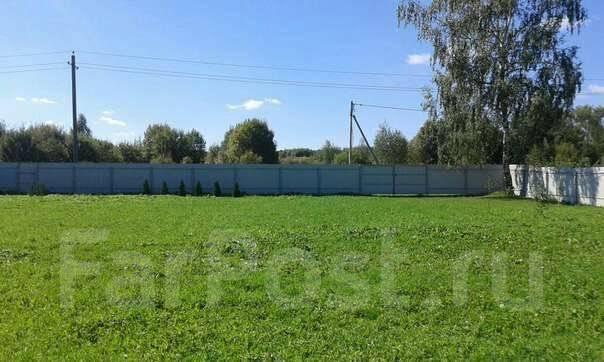 Участок в Ступинском районе. собственность, электричество, вода, от агентства недвижимости (посредник)