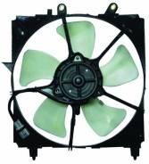 Диффузор радиатора в сборе TOYOTA TERCEL/CORSA/CYNOS/COROLLA 2 EL5# 94-97/RAUM 97-03 ST-TYX5-201-0