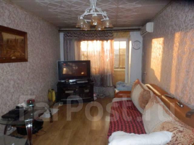 3-комнатная, улица Некрасова 161. Некрасова-Комарова, агентство, 58 кв.м.