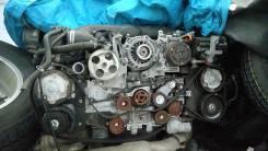 Двигатель в сборе. Subaru Forester, SH5 Двигатель EJ205