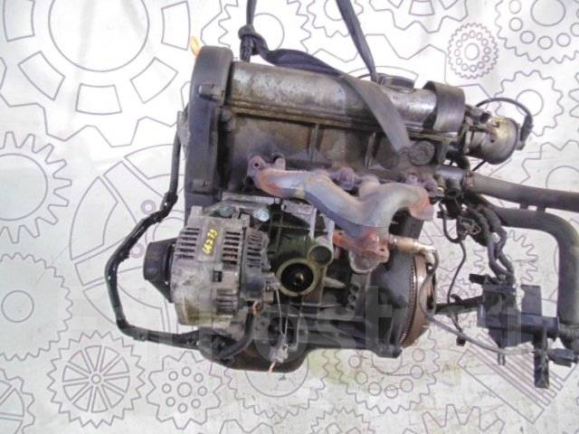 Двигатель в сборе. Volkswagen Polo Двигатели: ALL, ALD. Под заказ
