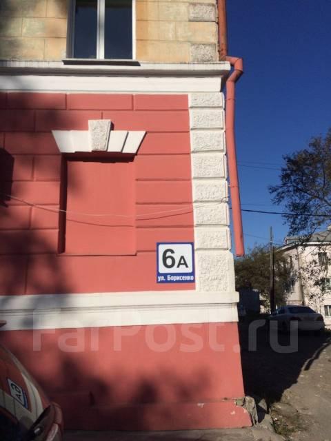 1-комнатная, улица Борисенко 6а. Борисенко, агентство, 23 кв.м. Дом снаружи