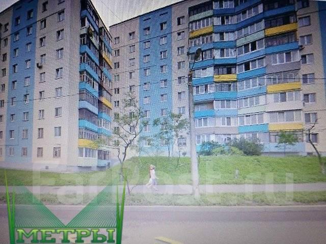 2-комнатная, улица Борисенко 104а. Борисенко, агентство, 50 кв.м. Дом снаружи