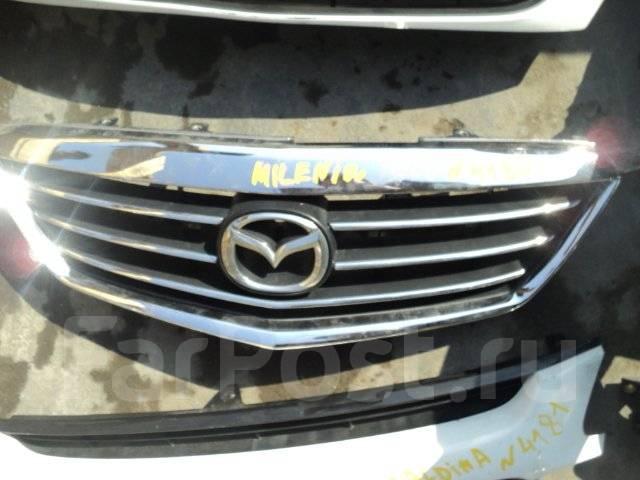 Решетка радиатора. Mazda Millenia, TA5A, TA5P, TA3A, TA3P, TAFP Двигатели: KFZE, KJZEM, KLZE