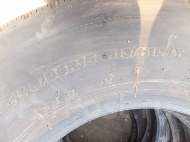 Bridgestone R202. Летние, износ: 10%, 4 шт. Под заказ
