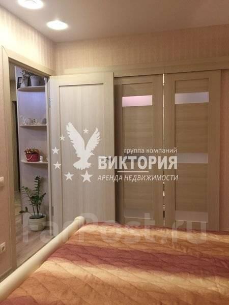 2-комнатная, улица Жигура 26. Третья рабочая, агентство, 46 кв.м. Вторая фотография комнаты