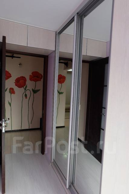 2-комнатная, улица Маковского 193а. Океанская, агентство, 56 кв.м. Интерьер
