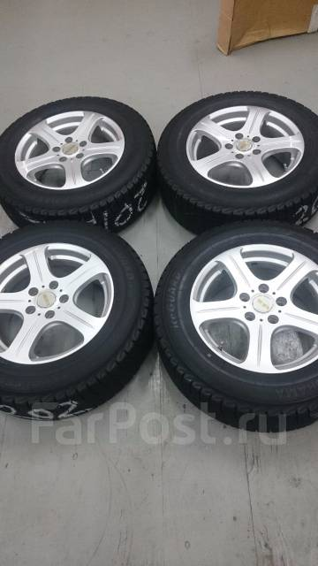 Manaray Euro Design. 7.0x16, 5x114.30, ET48, ЦО 72,0 мм.