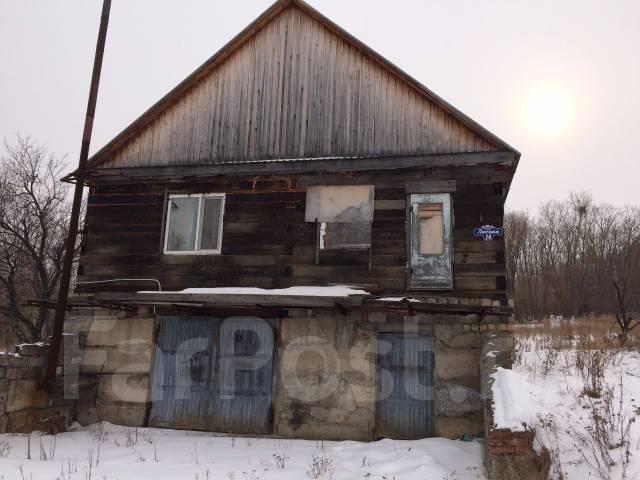 Продам дом в п. Высокое. С. Высокое, ул. Лесная, 14, р-н Черниговский, площадь дома 163 кв.м., скважина, электричество 16 кВт, отопление твердотоплив...