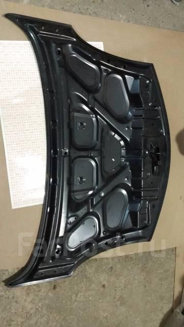 Капот. Nissan Note Двигатели: CR14DE, K9K, HR16DE