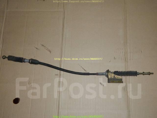 Тросик переключения автомата. Subaru Forester, SF5