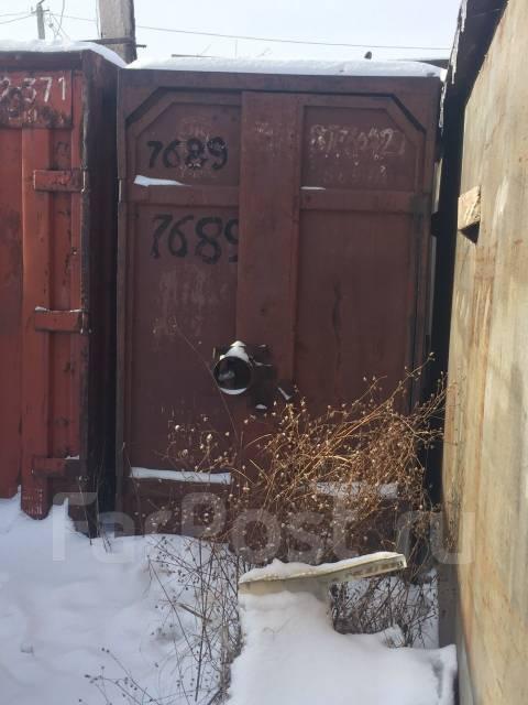 Гаражи металлические. Район ДОС 70, р-н Железнодорожный, 18 кв.м., электричество
