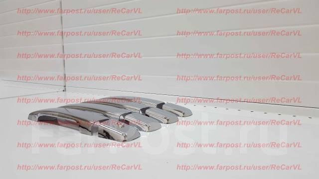 Накладка на ручки дверей. Nissan Dualis, KNJ10, J10, KJ10, NJ10 Nissan Qashqai, J10, J11, J10E