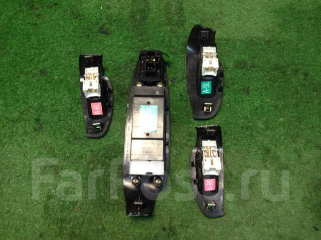 Блок управления стеклоподъемниками. Subaru Legacy, BE5, BE9, BH5, BHCB5AE, BES, BEE, BH9, BHC, BHE Двигатели: EJ202, EJ201, EJ254, EJ208, EZ30D, EJ206...