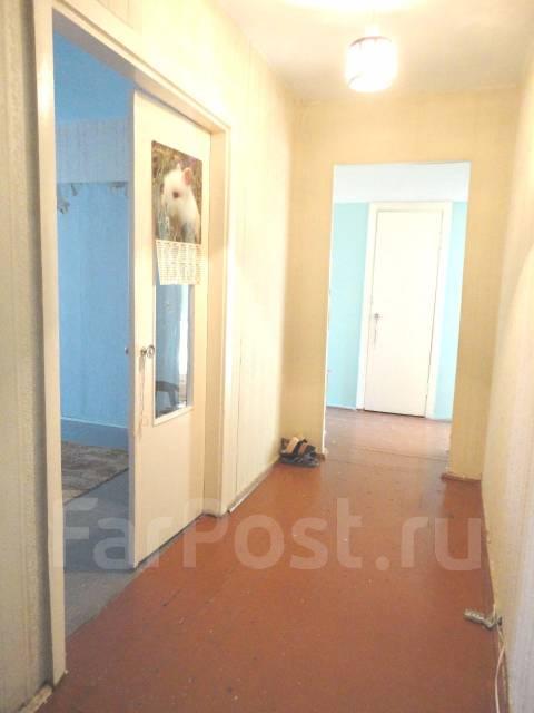 3-комнатная, Некрасовка, Пионерская 4. п. Некрасовка, агентство, 66 кв.м.