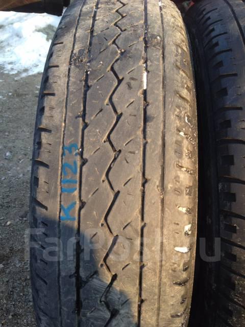 Bridgestone R600. Летние, износ: 10%, 2 шт