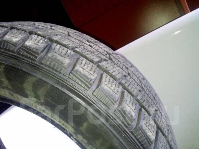 Dunlop. Зимние, без шипов, 2012 год, износ: 30%, 4 шт