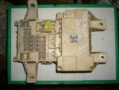 Блок предохранителей салона. Toyota Ipsum, SXM10, SXM10G Двигатель 3SFE