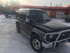 Nissan Safari. Y60, TD42T
