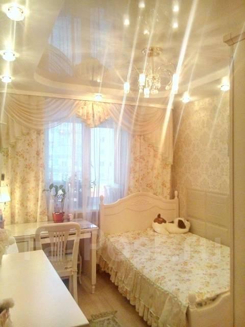 4-комнатная, улица Хабаровская 33а. Железнодорожный, агентство, 80 кв.м.