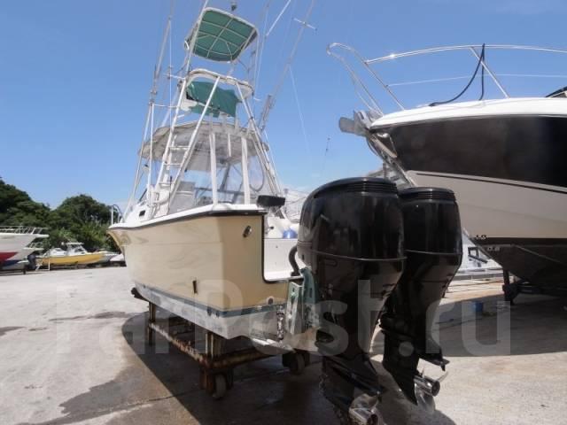 Seaswirl. Год: 2001 год, длина 9,00м., двигатель подвесной, 250,00л.с., бензин. Под заказ