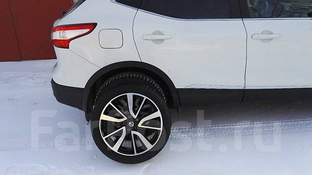 Nissan. 7.0x19, 5x114.30, ET40, ЦО 66,1мм.