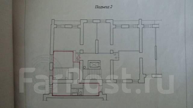 3-комнатная, проспект Первостроителей 43. Привокзальный, частное лицо, 63 кв.м. План квартиры