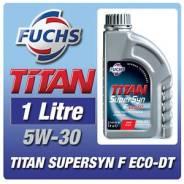 Fuchs. Вязкость 5W-30, синтетическое