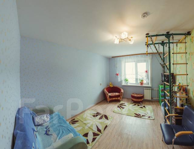 2-комнатная, улица Краснореченская 163. Индустриальный, агентство, 53 кв.м.