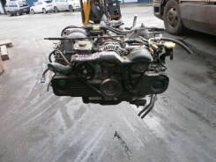Двигатель в сборе. Subaru Impreza, GF6 Двигатель EJ18E. Под заказ