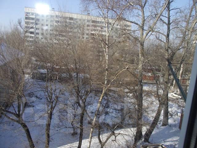 1-комнатная, улица Брюллова 2. Седанка, агентство, 33 кв.м. Вид из окна днем