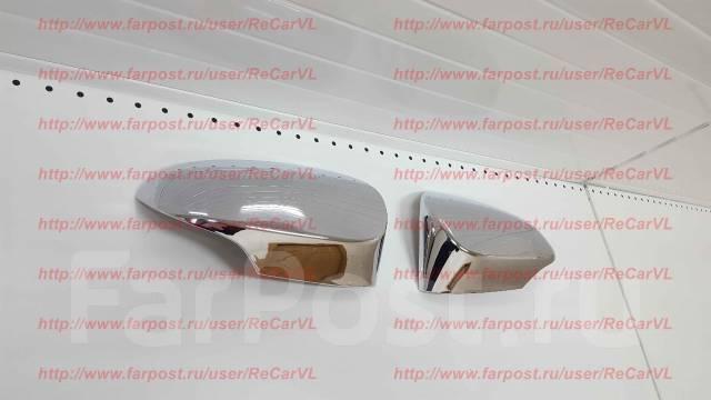 Накладка на зеркало. Toyota Vitz, NSP135, NSP130, KSP130, NCP131
