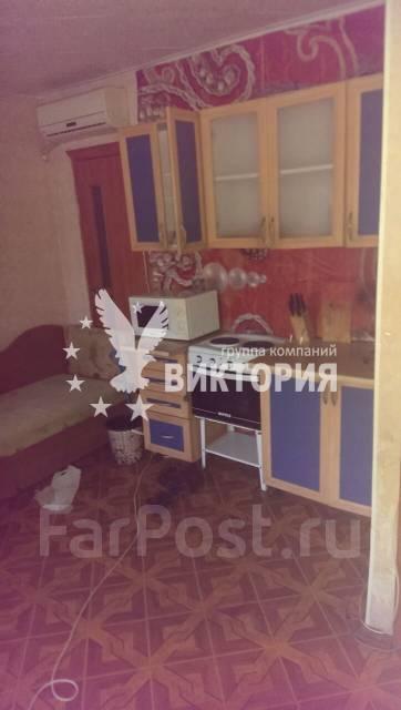 1-комнатная, улица Вострецова 7. Столетие, агентство, 36 кв.м. Кухня