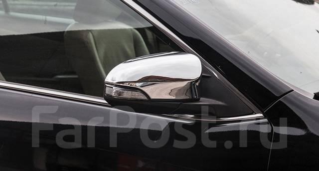 Накладка на зеркало. Toyota Premio, NZT260, ZRT260, ZRT265, ZRT261
