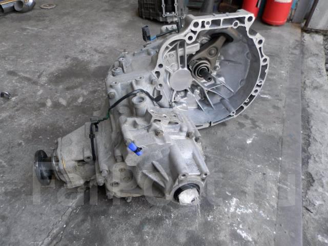 Механическая коробка переключения передач. Nissan Pulsar, RNN14