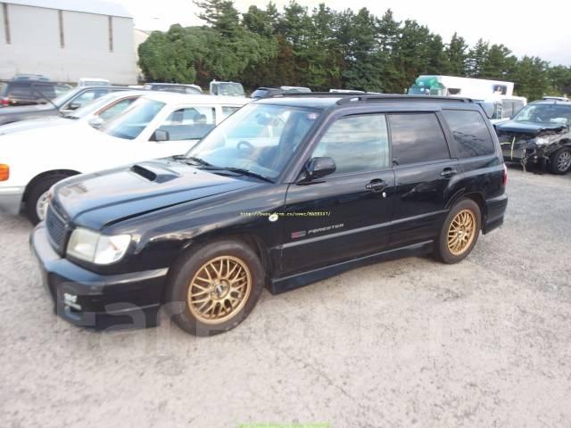 Пружина подвески. Subaru Forester, SF5, SG5