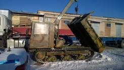 Morooka. Самосвал-вездеход гусеничный PC 065B, 3 000 кг.