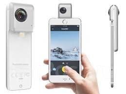 Камера Insta360 Nano для iPhone. Кредит