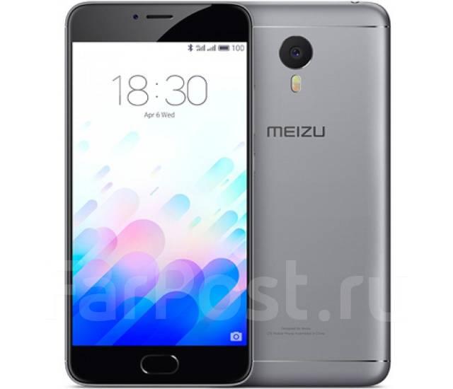 Meizu M3 Note. Б/у