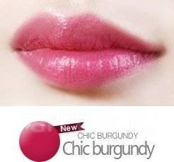Суперувлажняющий тинт-бальзам усиливающий оттенок губ (Chic Burgundy)