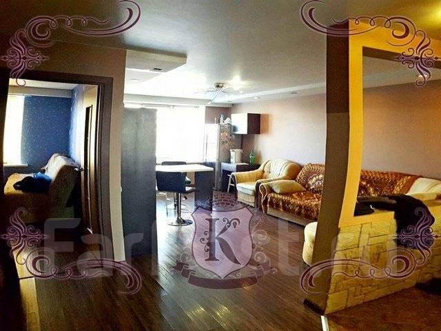 3-комнатная, улица Ватутина 4а. 64, 71 микрорайоны, агентство, 62 кв.м. Вторая фотография комнаты