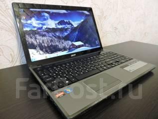 """Acer Aspire 5553G-P523G32Mi. 15.6"""", 2,3ГГц, ОЗУ 4096 Мб, диск 320 Гб, WiFi, Bluetooth"""