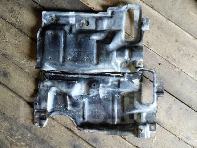 Защита двигателя. Toyota Allion